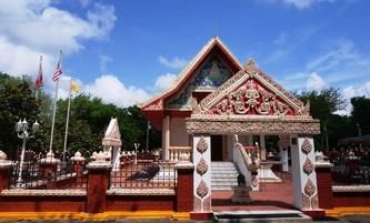 Tennessee buddhism portal tennessee buddhist temples - Lao temple murfreesboro tn ...